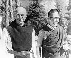 Thomas Merton (Father Louis) and the Dalai Lama