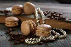 Macarons mit Nougatfüllung