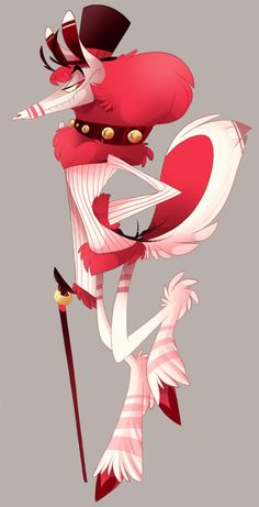 Secret art of Jolly, Jingle's brother, by Vivziepop. #Zoophobia #Vivzmind
