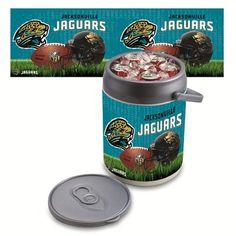 Picnic Time 9 Qt. NFL Digital Print Picnic Cooler NFL Team: Jacksonville Jaguars