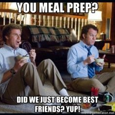 Yup! Meal Prepping for the Advocare 24 day challenge