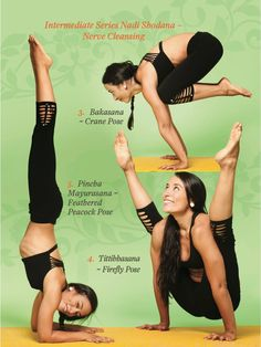 Ompure wear and Nathalie Daou featured on YogaLife magazine #yoga