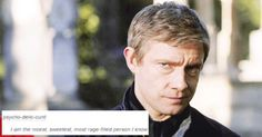 That's the most perfect description of Martin Freeman I've seen.