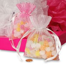 We Have The Small And Sized Organza Favor Bags Suitable For All Gifts Gift In Bulk Save More