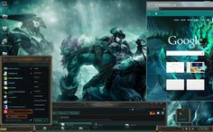 Check out our newest league of legends lol theme for windows 7