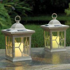 Cavendish Candle light Lanterns Establish of 3 Black http