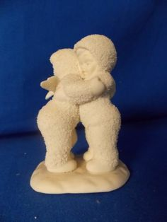 """Department 56 Snowbabies Figurine """"I Need A Hug"""" NEARMINT w O Box   eBay ****Love to get. It reminds me of the1 our Granny had!****"""