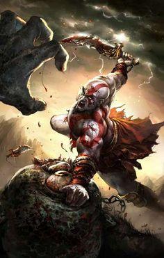 Iron Maiden, God Of War Series, Kratos God Of War, Tumblr Wallpaper, Nocturne, Destruction, Dbz, Game Art, Warriors