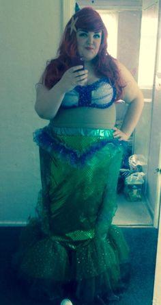 plus size mermaid costume google search