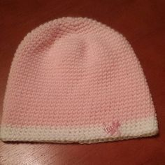 Breast Cancer Awareness Hat by Francesca4me on Etsy, $10.00 https://www.etsy.com/shop/Francesca4me