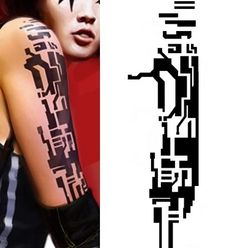 Mirrors Edge Tattoos Tribal Tats