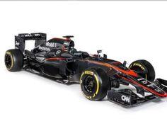 McLaren presenta los nuevos colores de sus monoplazas
