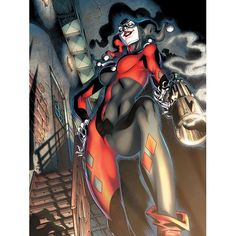 Joker's Asylum: Harley Quinn cover by Claudio. Batgirl, Catwoman, Joker Y Harley Quinn, Harley Quinn Drawing, Dc Comics, Comics Girls, Memes Batman, Quinn James, Hearly Quinn