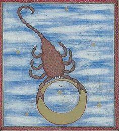 Lua cheia em Escorpião