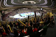 FIVB Volleyball Women's World Grand Champions Cup, Nagoya Nippongaishi Hall and Tokyo Metropolitan Gymnasium.