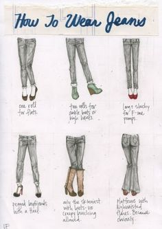 how to wear jeans! http://weheartit.com/entry/18930781/via/framboisecreme