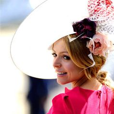 Best Dressed At Ascot 2013  The Best Hats At This Year s Races  788ba6b8024