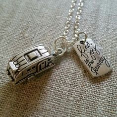 Necklace, but would be a better brscelet or key chain