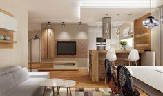 mieszkanie | All-Design Projektowanie wnętrz Kraków, Projekty wnętrz, Architekt Agnieszka Lorenc