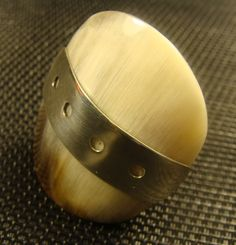 anillo asta de toro 6