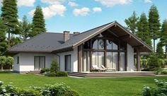 Village House Design, Village Houses, Porches, House Plans Mansion, House Construction Plan, Kitchen Pantry Design, Home Technology, Home Fashion, Planer