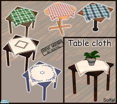 solfal's Table cloth