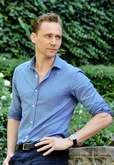 ~Tom Hiddleston ~