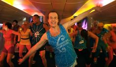 Are These The Wackiest Airline Safety Videos Ever? #AirlineSafety, #BettyWhite, #Crazy, #Demonstration, #Humour, #RichardSimmons, #Safety, #Video