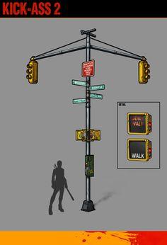 Traffic Lights, Manuel Trapiello