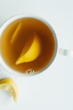 Hot Ginger Toddy // Not Without Salt