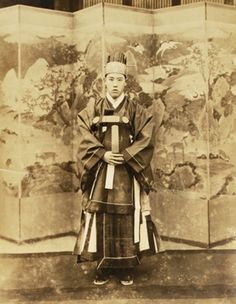Prince Yi Woo in full dress, The Museum of Photography, Seoul, Korea Korean Picture, Korean Photo, Korean Art, Korean Traditional, Traditional Fashion, Traditional Art, Historical Clothing, Historical Photos, Photos Du