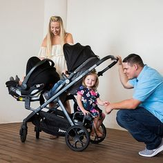 Joovy Qool Front Adapters Black - The Joovy Qool Front Adapter allows you to add a seat in the low position. Easily attach a second seat, bassinet, or infant car seat on the front adapters. Best Double Stroller, Double Strollers, Twin Strollers, Uppababy Vista Double, Baby Timeline, Baby Jogger City Select, Travel Systems For Baby, Little Swimmers, Minimalist Baby