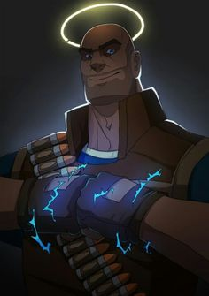 The Heavy,this is the big one, strong,tough,and cannot be stopped. If you see him,you better be prepared for the biggest beating of your life.