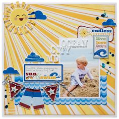 Layout: Endless Summer from Imaginsce