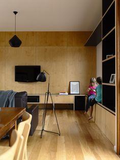Rob Kennon Architects   Batten & Board House