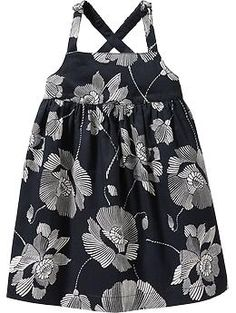 Patterned Sundresses for Baby | Old Navy