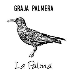 """Popatrz na ten projekt w @Behance: """"Graja Palmera - bird from La Palma"""" https://www.behance.net/gallery/48884791/Graja-Palmera-bird-from-La-Palma"""