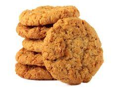 Anzac Biscuits Gluten Free Anzac Biscuits, Healthy Biscuits, Gluten Free Recipes, Baking Recipes, Muffin Recipes, Healthy Recipes, Anzac Day, Golden Syrup, World Recipes