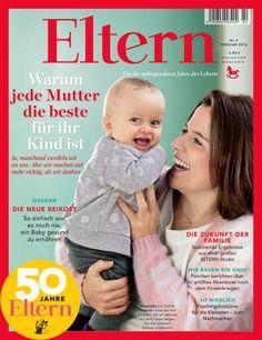 Im Februar hat sich die ELTERN-Redaktion etwas ganz Besonderes ausgedacht. Das Familienmagazin hat keinen Einheitslook, sondern erscheint mit fünf unterschiedlichen Heft-Titeln. So bunt wie das Familienleben heute.