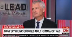 """CNN ANALYST ON TRUMP: """"THE GOVERNMENT'S GONNA KILL THIS GUY"""" Phil Mudd's bizarre on-air comments fluster Jake Tapper"""