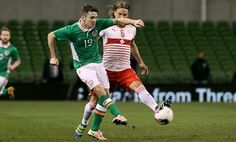 Practice makes perfect for Irelands set-piece specialist Robbie Brady