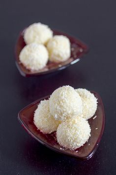 Easiest and most delicious #Coconut #Raffaello Balls (rafaelo kuglice od kokosa) recipe in the world.
