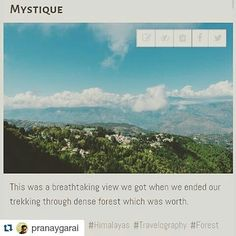 #Repost @pranaygarai with @repostapp Get featured by tagging your post with #Talestreet Mystical Himachal  #travel #instatravel #traveling #talestreet #wander #incredibleindia #travelogue #travelous #traveloregon #india #himachal #wanderlust #explore #explorer #wanderer #hills #himalayas #beauty #dalhousie #travelbug #travelgram #instagood @shutterbugs.photo