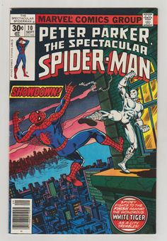 Spectacular Spider-Man V1 10 Comic Book.  VF. by RubbersuitStudios #spiderman #comicbooks