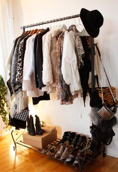 dream clothes rack