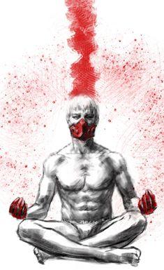 Tatara: Cruel ||| Tokyo Ghoul Fan Art by Nagmara-Ray on DeviantArt