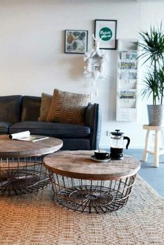 50+ Modern Coffee Table Ideas_48