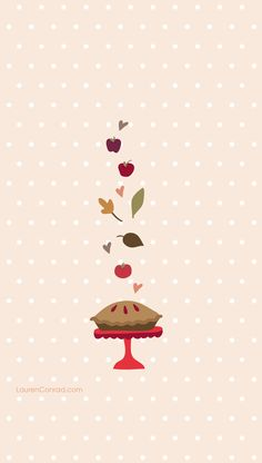 sweetie pie iphone wallpaper from the team at lauren conrad