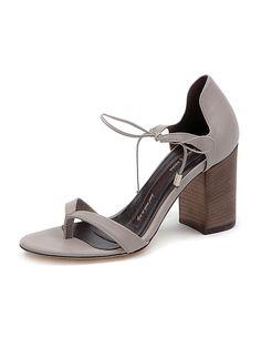 e6dc2555e02 Dusica Sacks - Tisa Chunky Heel Thong Sandal Cheap Womens Shoes
