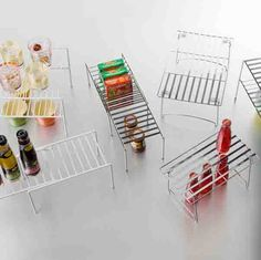 See how wireware can create extra storage in your pantry and kitchen cupboards.